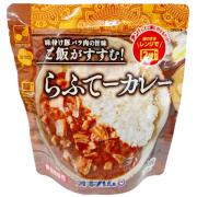 沖縄 お土産 レトルト 豚バラ肉 お取り寄せ グルメ らふてーカレー 200g