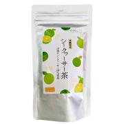沖縄 お土産 お茶 ティーパック 沖縄県産100%使用 健康茶 シークヮーサー茶 2.5g×10包
