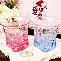 琉球ガラス 引き出物 結婚祝い