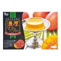 沖縄 お土産 アップルマンゴー果汁たっぷり 濃厚 マンゴープリン 70g×6カップ