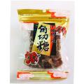 沖縄 お土産 珍品堂 粗糖 水飴 糖蜜 黒糖 チャック付角切糖 100g