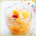 【琉球ガラス・グラス】 引き出物・内祝い・結婚祝い・贈り物に最適♪【気泡の海ハートグラス】