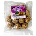 沖縄 お土産 中華風和菓子 お取り寄せ グルメ 紅いもゴマ団子 12個入 冷凍