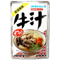 沖縄 お土産 祝い料理 柔らか 琉球料理シリーズ お取り寄せ グルメ レトルト食品 牛汁 400g