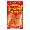 沖縄 お土産 おつまみ おやつ 噛めば噛むほど味が出る コリコリとした歯ごたえ ミミガージャーキー バラ 大 23g