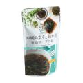 沖縄 お土産 沖縄県産もずく使用 約13-15杯分 沖縄もずくとめかぶ 乾燥スープの素 65g