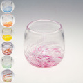 琉球ガラス グラス コップ 誕生日 プレゼント 男性 女性 おしゃれ 沖縄 お土産 ギフト 冷茶 さざ波タルグラス