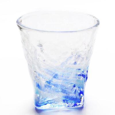 琉球ガラス/残波ロックグラス/匠