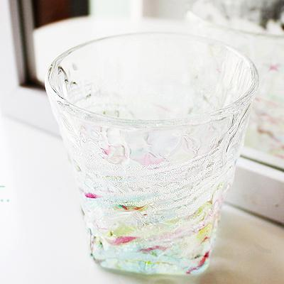 匠工房の琉球ガラス