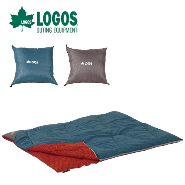 ロゴス logos ミニバンぴったり寝袋・-2 72600240 シュラフ 丸洗い 車中泊 キャンプ アウトドア 快眠 寝袋