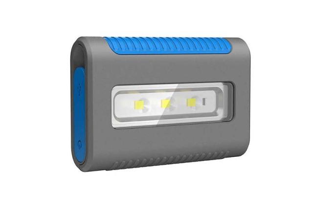 数量限定 PHILIPS カードサイズ型LEDライト RCH6 LPL55X1 ワークライト ヘッドライト 充電式 ポケットサイズ 点検作業 整備 ハンズフリー作業 フィリップス