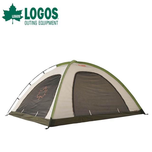 ロゴス logos 2ドアルームテント L-BJ 4人用 インナーテント シンプル構造 キャンプ 夏 アウトドア オシャレ シンプル 簡単 軽量 71805553