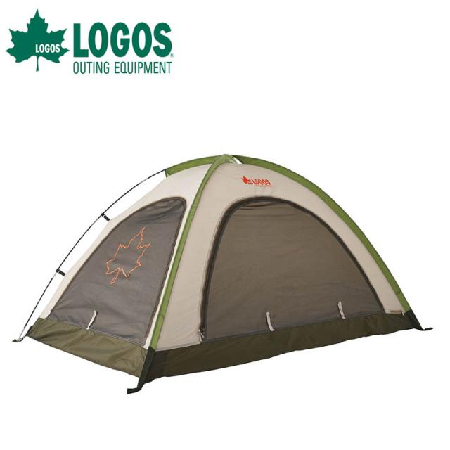 ロゴス logos 2ドアルームテント DUO-BJ 2人用 インナーテント シンプル構造 キャンプ 夏 アウトドア オシャレ シンプル 簡単 軽量 71805554