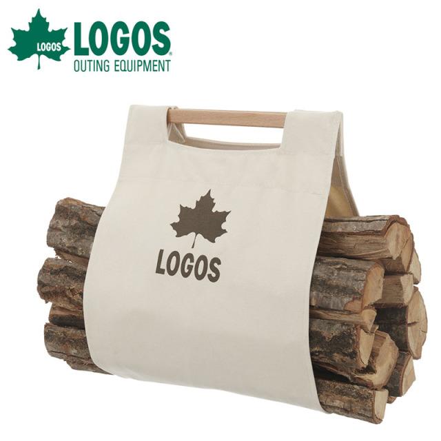 メール便送料無料 ロゴス logos らくらく薪キャリー 薪の運搬や コンパクトチェア テーブル の運搬に 焚き火のおともに 81064157