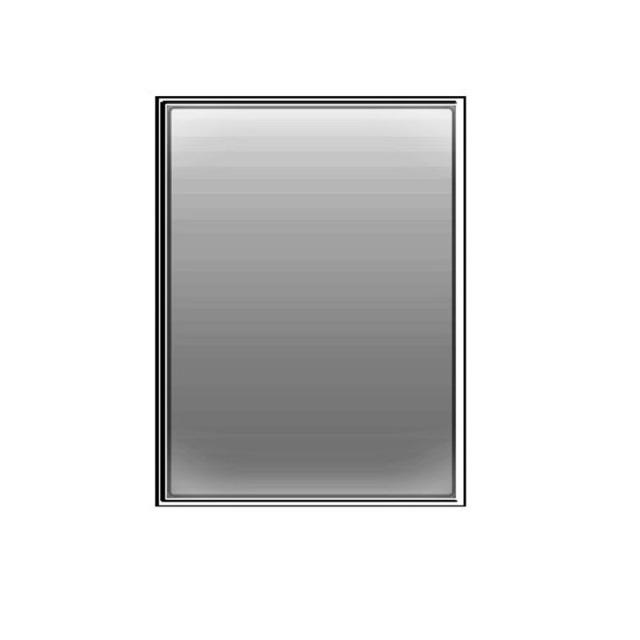 Locomoアウトドア薪ストーブ/OVEN STOVE オーブンストーブ用交換ガラス 薪ストーブ用オプション