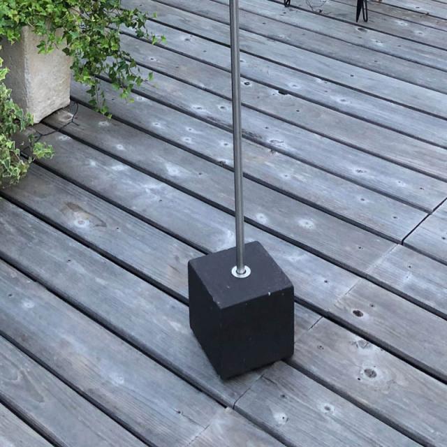 ガーデントーチ ポータブル 用コンクリートベース
