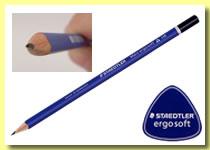 ステッドラー マルスエルゴソフト鉛筆150 2mm芯