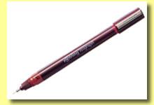 ロットリング 製図ペン イソグラフ0.2mm~0.25mm