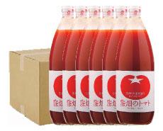 【通販限定】窪畑トマトジュース[ 1000ml ]×6本セット