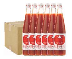 【通販限定】窪畑トマトジュース[ 500ml ]×6本セット