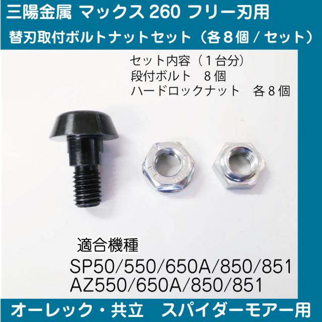 三陽金属 マックス260フリー刃