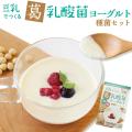豆乳でつくる葛乳酸菌ヨーグルト種菌セット【10/31までもう1箱プレゼント!】