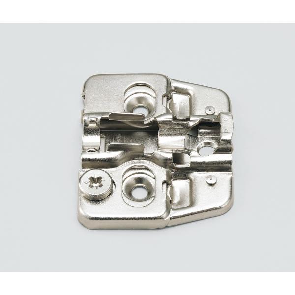 スガツネ工業 LAMP ワンタッチスライド丁番 151シリーズ用座金 150-P4W-30TH+4