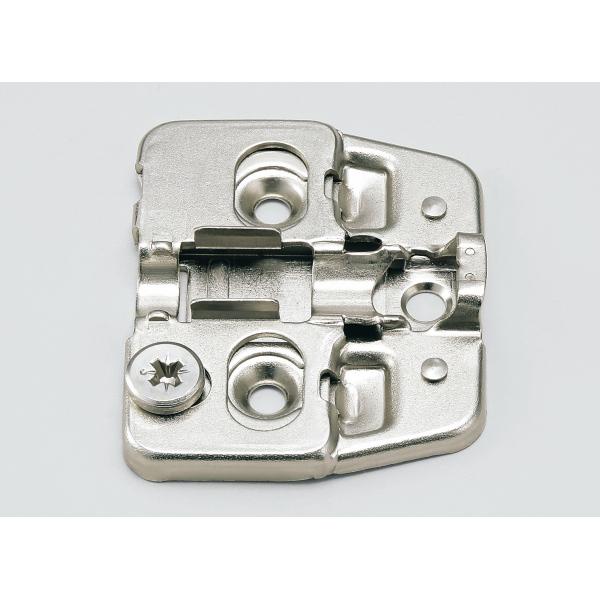 スガツネ工業 LAMP ワンタッチスライド丁番 151シリーズ用座金 150-P4W-30TH