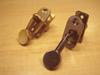YA-27 真鍮 襖用中折れ締 19mm