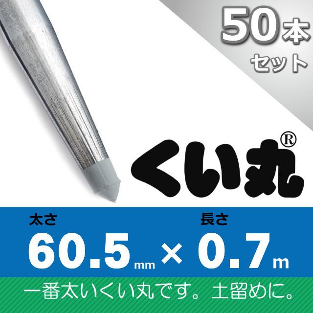 くい丸60.5×700L 50本セット