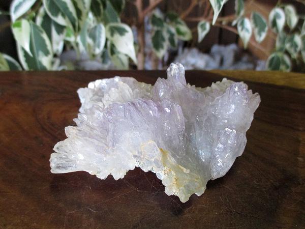 フラワーアメジスト 原石 紫水晶 通販 天然石専門店販売