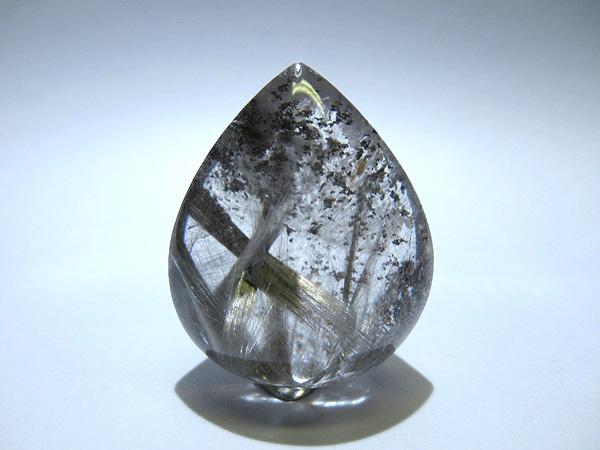ブルッカイト&ルチルクォーツ 水晶 ポリッシュ 通販 販売 天然石専門店