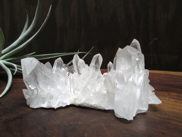 ブラジル コリント産 トマスゴンサガ クラスター 高品質 水晶 原石 天然石専門店 販売