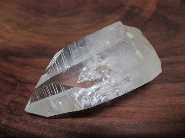 コロンビア産 レムリアンシードクリスタル 高品質 水晶 原石【鬮石】2017CL-044