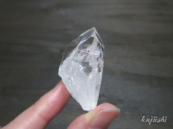 コロンビア産 レムリアンシードクリスタル 高品質 水晶 原石【鬮石】2017CL-019