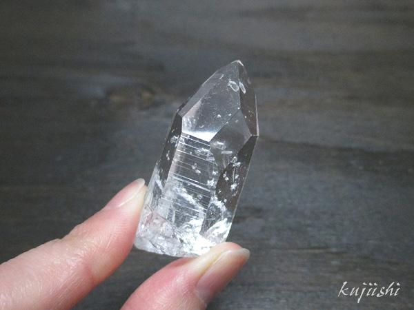 コロンビア産 レムリアンシードクリスタル 高品質 水晶 原石【鬮石】2017CL-020