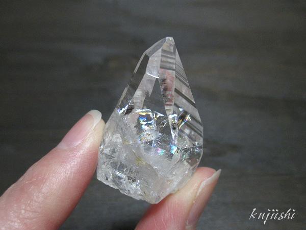 コロンビア産 レムリアンシードクリスタル 最高品質 水晶 原石【鬮石】2017CL-030