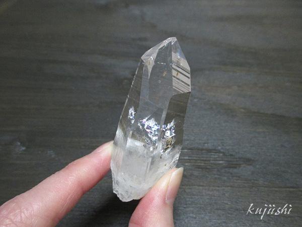 コロンビア産 レムリアンシードクリスタル 高品質 水晶 原石【鬮石】2017CL-032