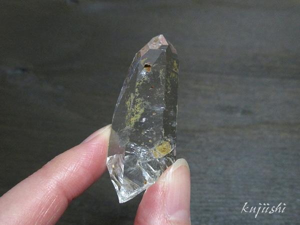 コロンビア産 レムリアンシードクリスタル 高品質 水晶 原石【鬮石】2017CL-002