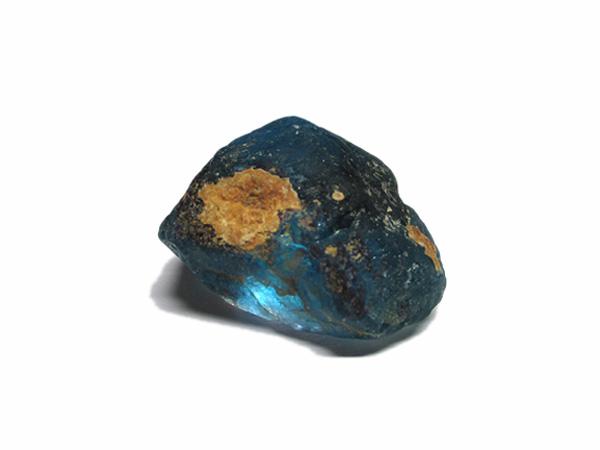ブルーフローライト アフガニスタン産 原石 販売 天然石専門店【鬮石】