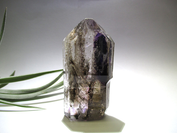 アメジストエレスチャル スーパーセブン 原石 ポリッシュ 天然石専門店 販売 マダガスカル