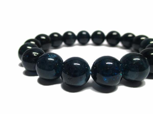 ブルーアパタイトブレスレット 天然石アクセサリーの通販 販売専門店 鬮石