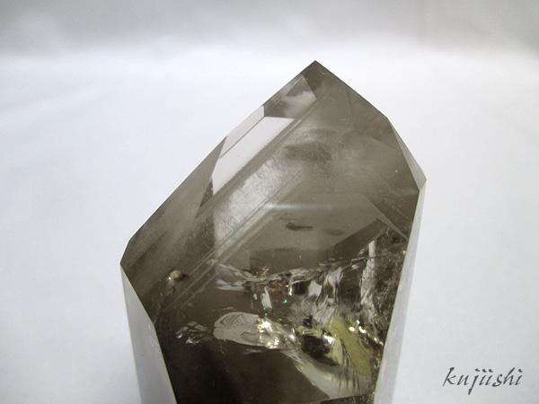 レインボーファントムクォーツ ポイント 天然石専門店【鬮石】