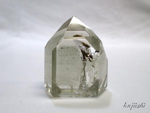 レインボーファントムガーデンクォーツ ポイント 天然石専門店【鬮石】