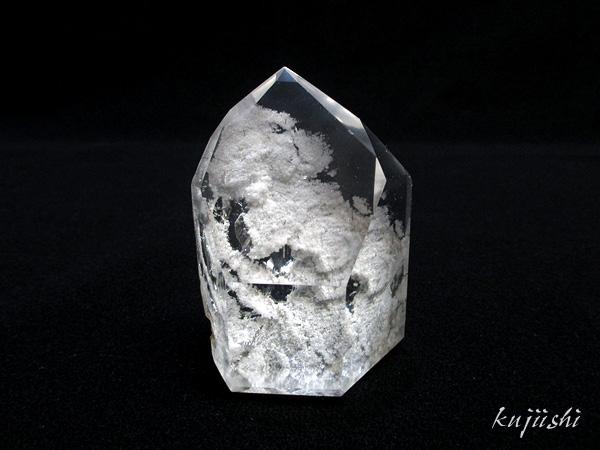 ホワイトガーデンクォーツ(庭園水晶) ポイント 天然石専門店 【鬮石】