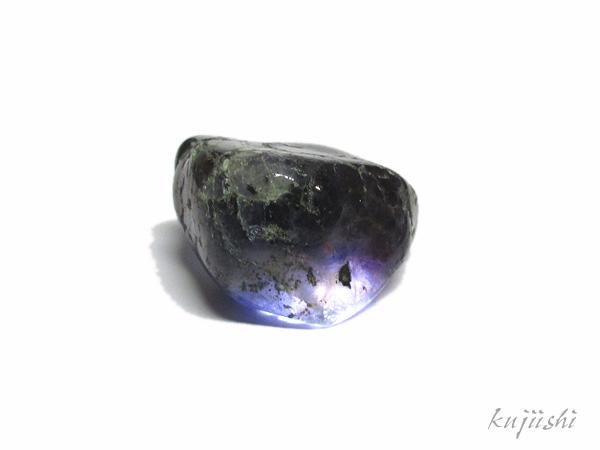 ブラッドショットアイオライト ポリッシュ 天然石専門店 【鬮石】