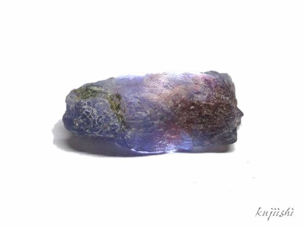 ブラッドショットアイオライト 原石 天然石専門店【鬮石】