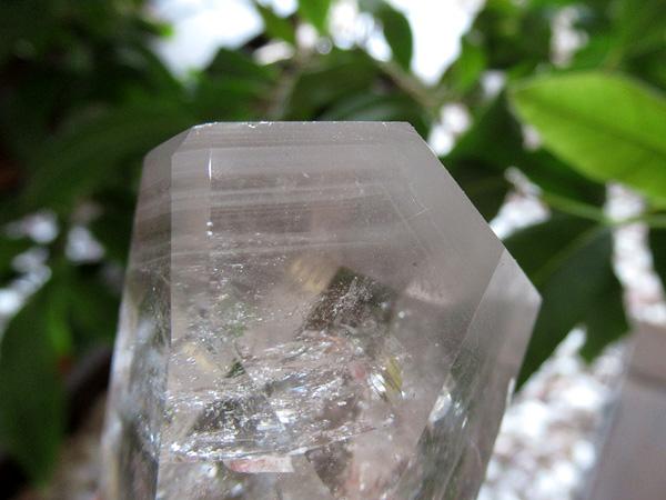 ファントムクォーツ 水晶 ポリッシュ ブラジル産
