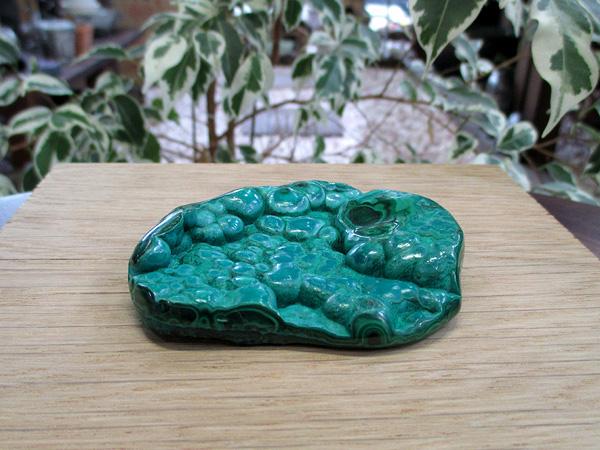 クリソコラ 原石 ポリッシュ