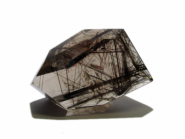 【高品質】ルチルクォーツ 原石ポリッシュ ポイント 天然石専門店【鬮石】